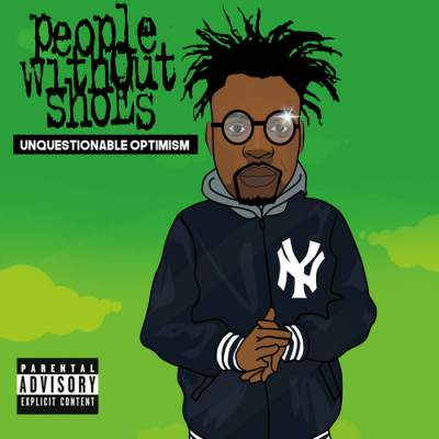 People Without Shoes - Unquestionable Optimism - Album Download, Itunes Cover, Official Cover, Album CD Cover Art, Tracklist
