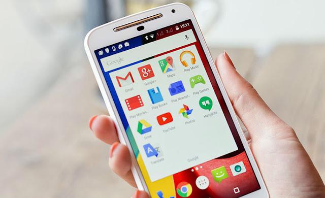 Google Rilis Ponsel Android Merek Sendiri