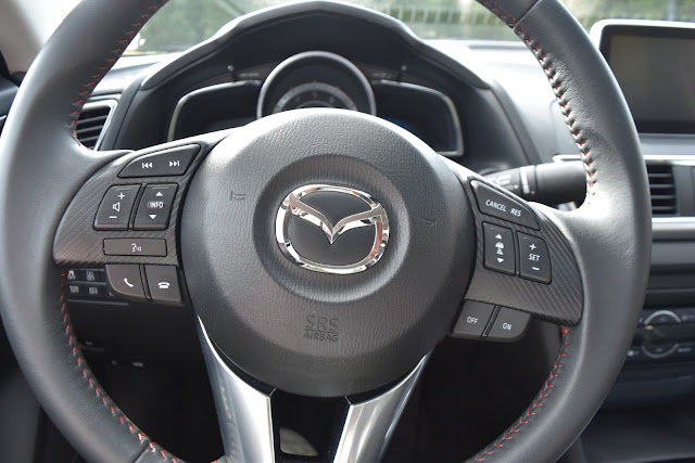 Rollin' Around Town in the Mazda 3   via  www.productreviewmom.com