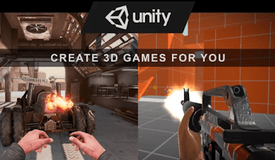 I Will Create A 3D Game In Unity For You
