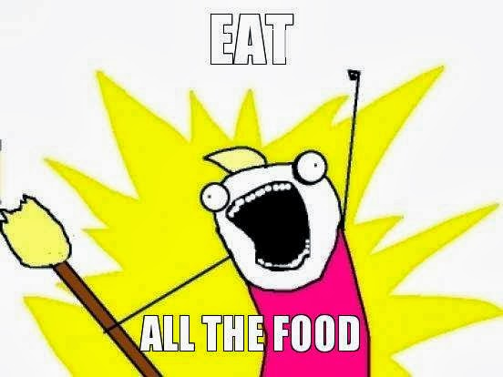 eat clean - eat all the food