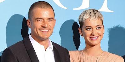 Katy Perry Ungkap Lamaran 'Mewah' Orlando Bloom
