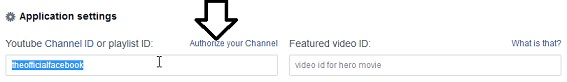 how to add youtube tab for facebook pages