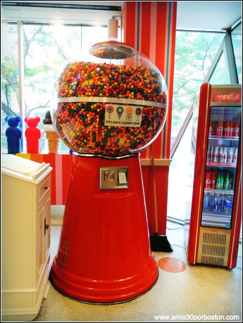 Dylan´s Candy Bar: Café