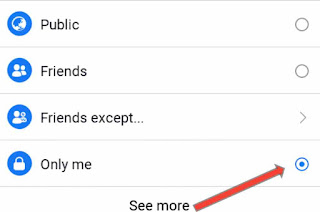 how to Hide Friend list in Fb
