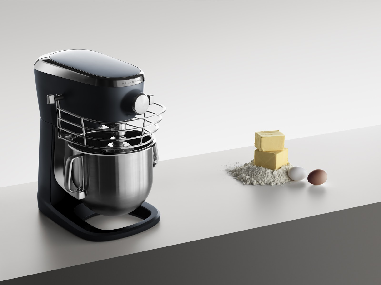 Electrolux Grand Cuisine Professional Kitchen Food Network