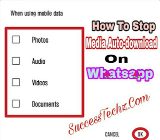 How to Stop WhatsApp from Auto-Downloading Photos, Videos on Android