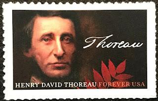 Henry David Thoreau 2017