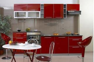 Tủ Bếp Acrylic HP10