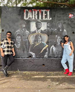 Cartel Teaser out tomorrow and show streaming on 20th August. Stay Tuned!