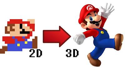 2D & 3D