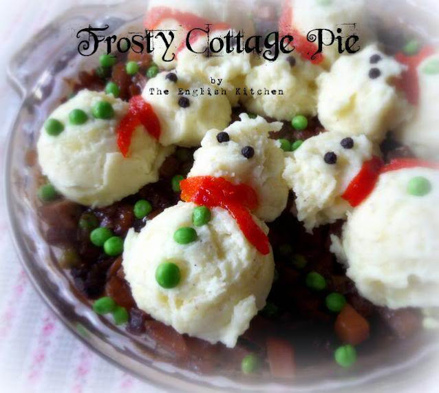 Frosty Cottage Pie