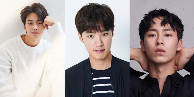 Hallyu Star Olmaya Hazır Olan 7 Erkek Oyuncu