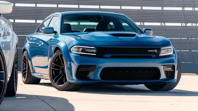 Dodge Charger SRT 697bhp Widebody Revealed