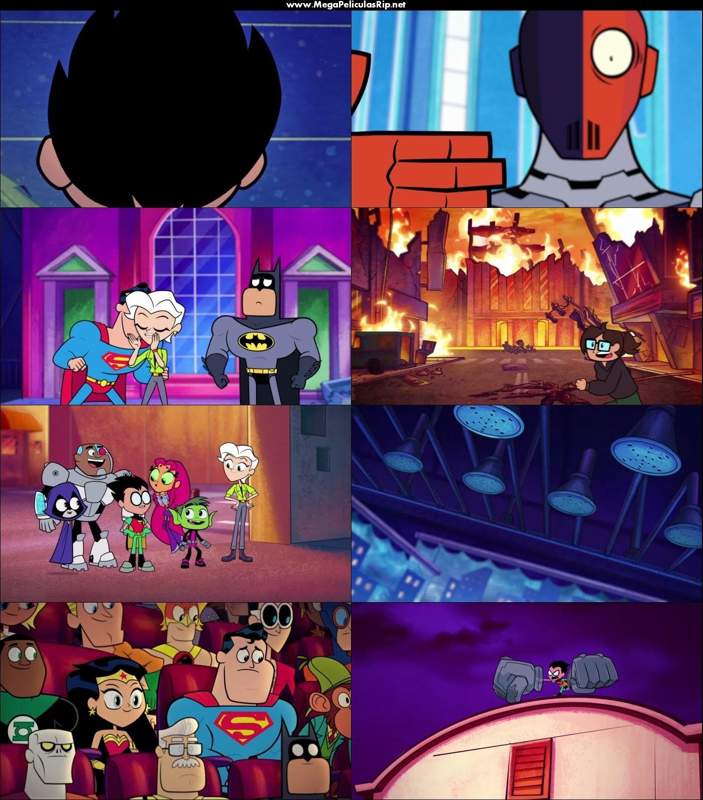 Teen Titans Go La Pelicula [1080p] [Latino-Ingles] [MEGA