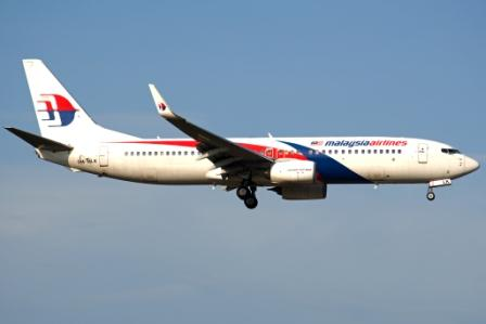 Boeing 737 Malaysia Airlines - 9M-MLK