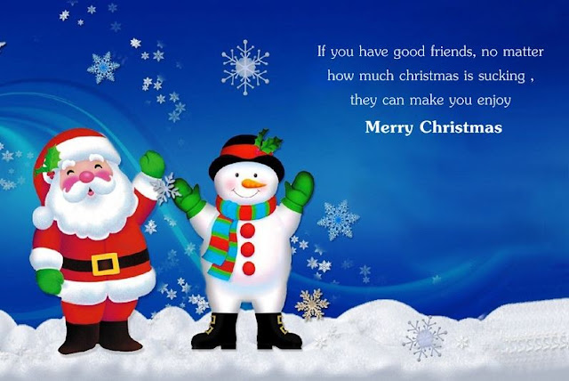 Best Merry Christmas Quotes for Friends Images