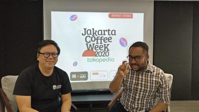Jakarta Coffee Week 2020 Siap Digelar Secara Online