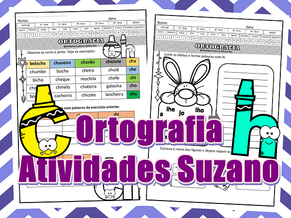 ortografia-lh-ch-escrita-lingua.portuguesa-atividades-suzano