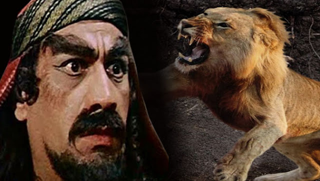 Utbah Bin Abu Lahab, Penganiyaya Muhamad SAW yang Dimakan Singa
