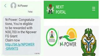 Npower Batch 'A' Volunteers Should Disregard This Fake Online Information Regarding Payment.