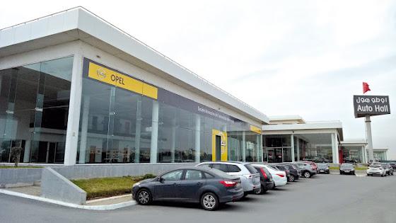 Groupe Auto Hall Recrute 20 Attachés Commerciaux