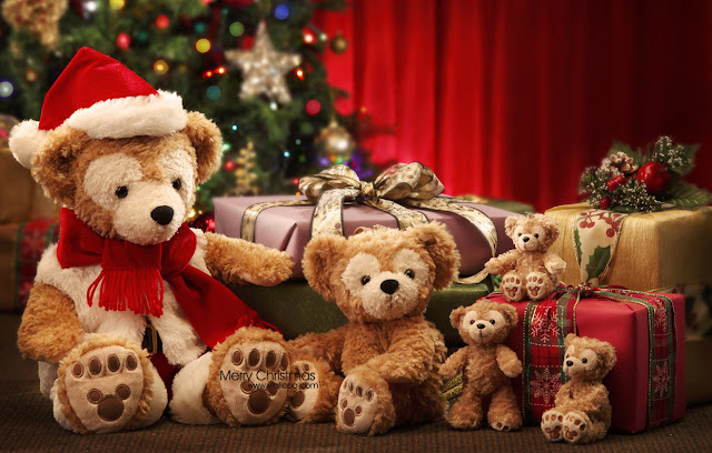 Teddy bear Merry Christmas christmas images