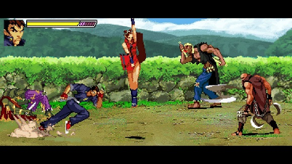 gekido-kintaros-revenge-pc-screenshot-1