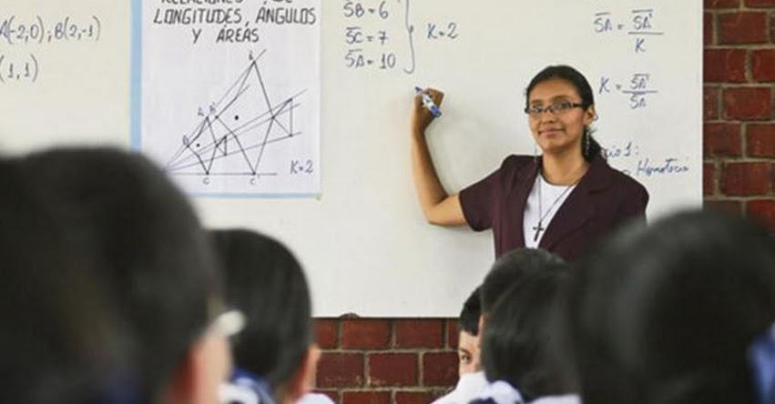 Escolares de la Región Lima empezarán recuperación de clases desde el próximo sábado 9 de setiembre