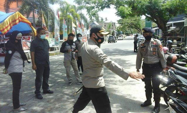 Temmangnganro Machmud Pimpin Pengawalan Penyerahan BAP dan SK Penetapan Paslon Pilkada Selayar.lelemuku.com.jpg