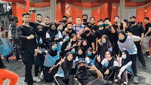 Pemuda Karang Taruna Desa Pulau Kayu Aro Deklarasikan Kampung Anti Narkoba