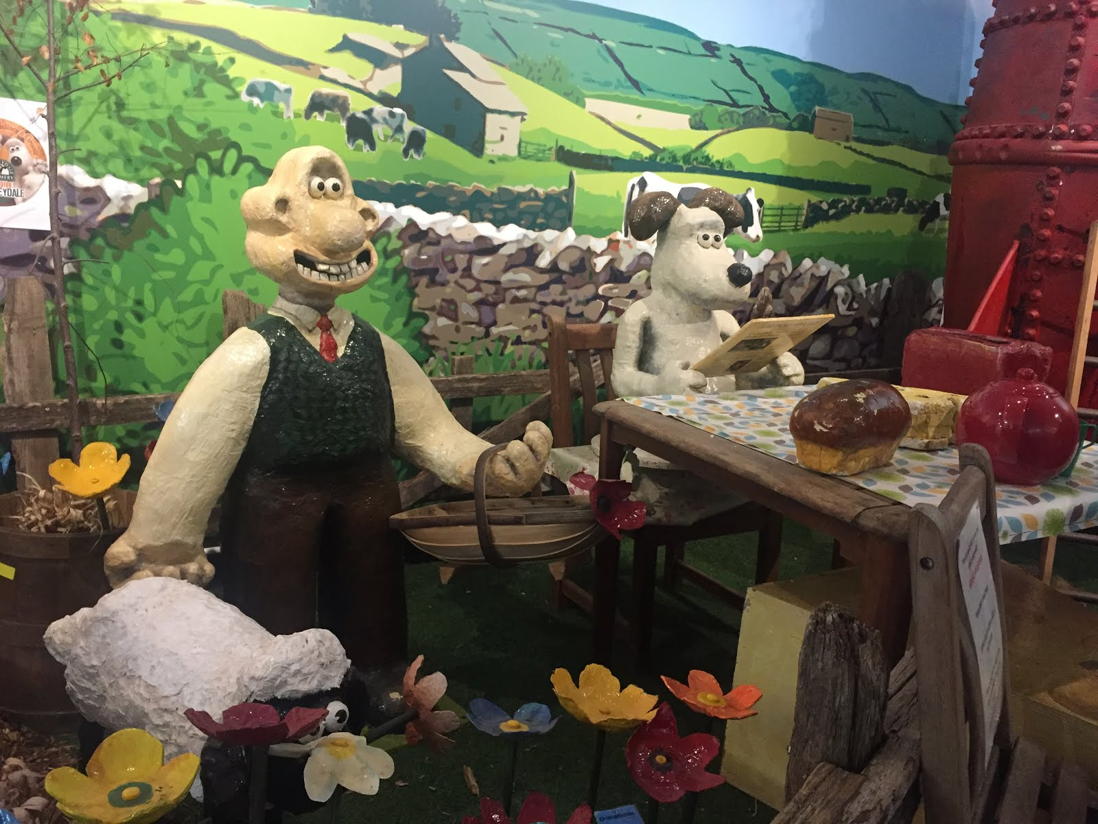 settle, west yorkshire, north yorkshire, yorkshire, flowerpot men, flowerpot festival, flowerpot, hiking, walking, trail, exhibition, local, community, camping, caravan, hawes, cheese, wallace and gromit, wensleydale