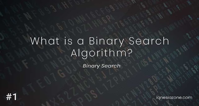 Definition: What is a Binary Search Algorithm?