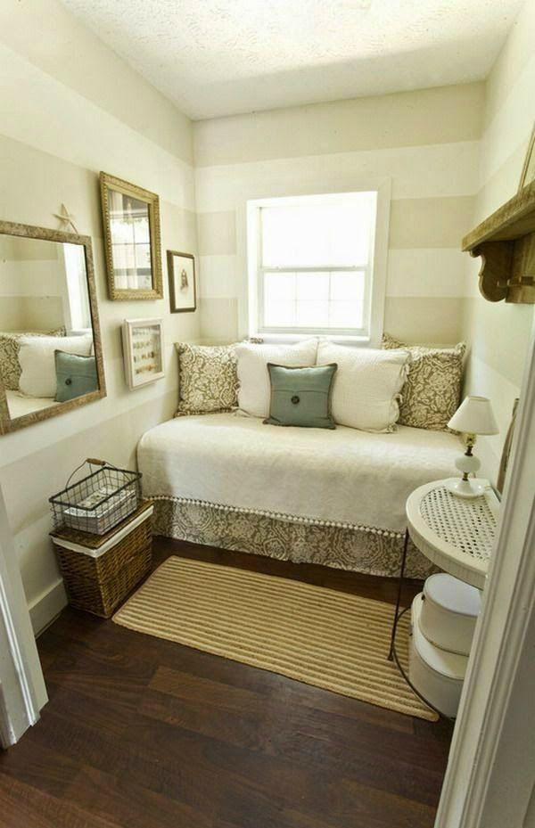 Fotos de dormitorios muy pequeños - Dormitorios colores y estilos