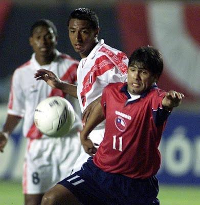 Perú y Chile en Clasificatorias a Corea/Japón 2002, 27 de marzo de 2001