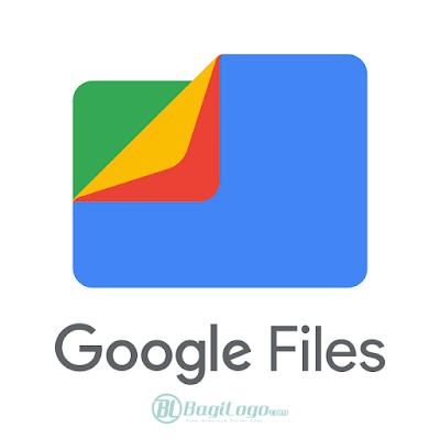 Google Files Logo Vector