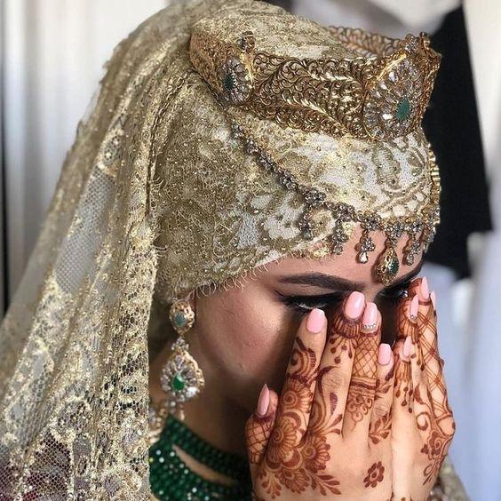 mariée marocaine henné 2020 paris