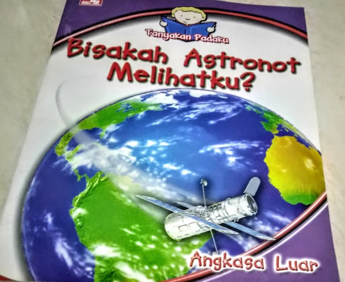 Astronot Memiliki Jerawat?