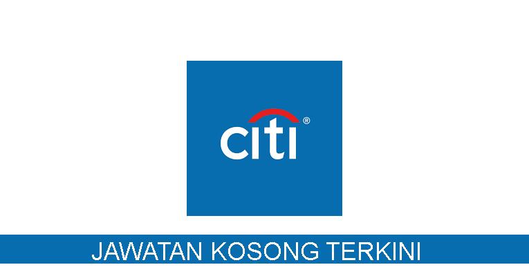 Kekosongan terkini di Citigroup Malaysia