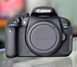 Canon EOS 700D ( BO ) Body Only