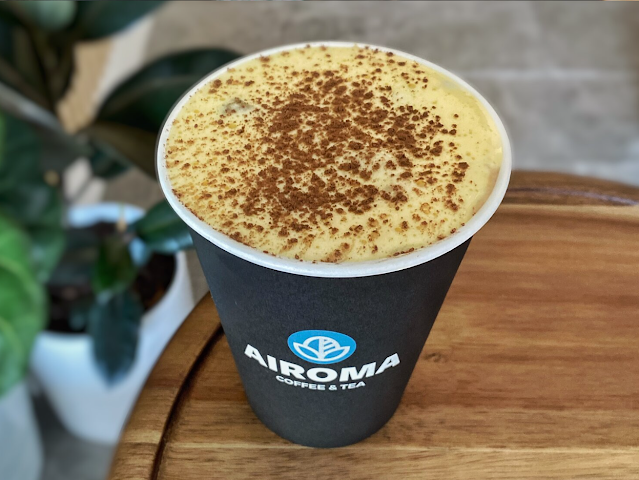 Sept. 26 | BOGO FREE Drinks @ Airoma Cafe - Egg Coffee & Matcha Specialty Shop (Garden Grove)