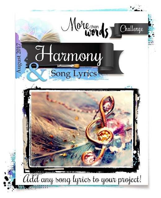 August 2017 Main Challenge  HARMONY & SONG LYRICS