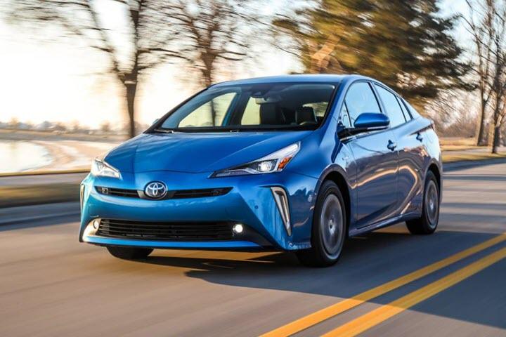 15 triệu xe hybrid của Toyota đến tay người dùng trên toàn cầu