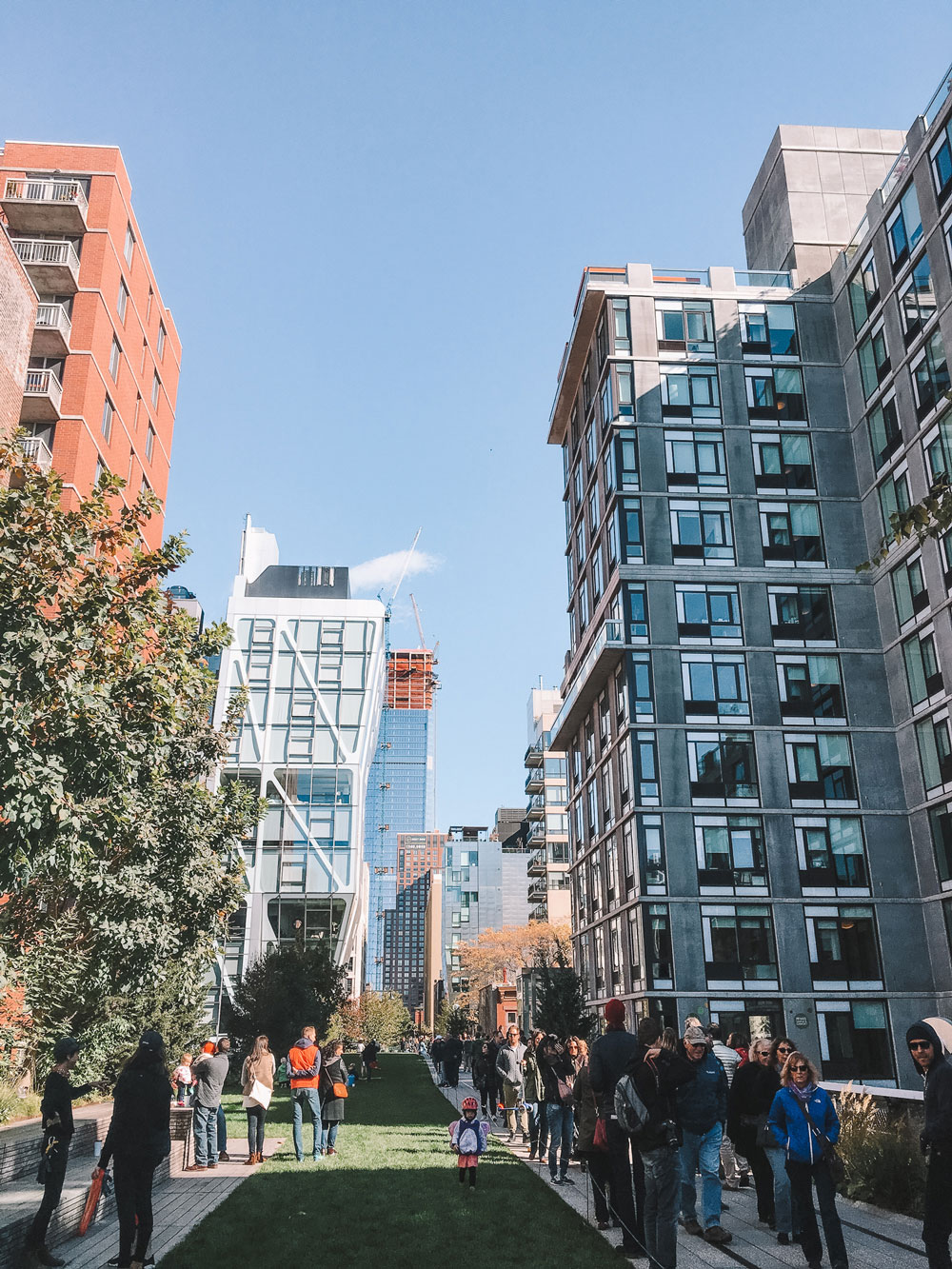 Most Instagrammable Spots in NYC: The High Line