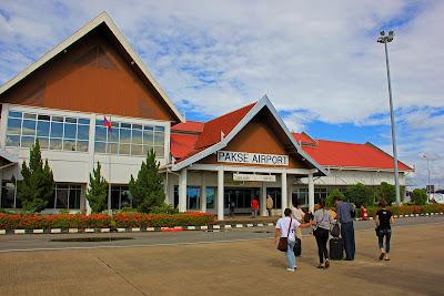 Pakse Flughafen