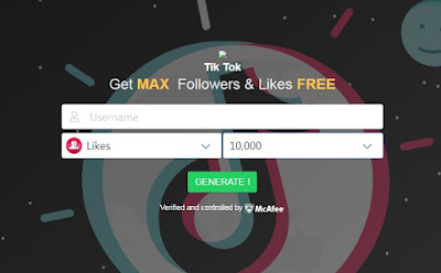 Tikmax us To Get Tik Tok Fans and Likes For Free - Teknolintang