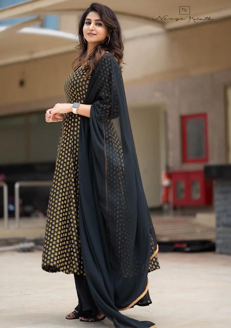Telugu Actress Varshini Latest Photo Stills Actress Trend