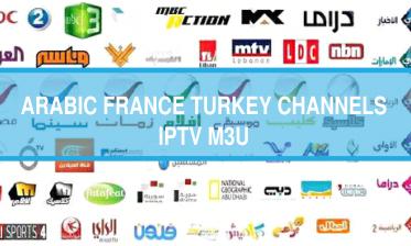 France IPTV BeIN Sports Arabic OSN Turkey TRT