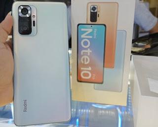 Google Camera Redmi Note 10 Pro