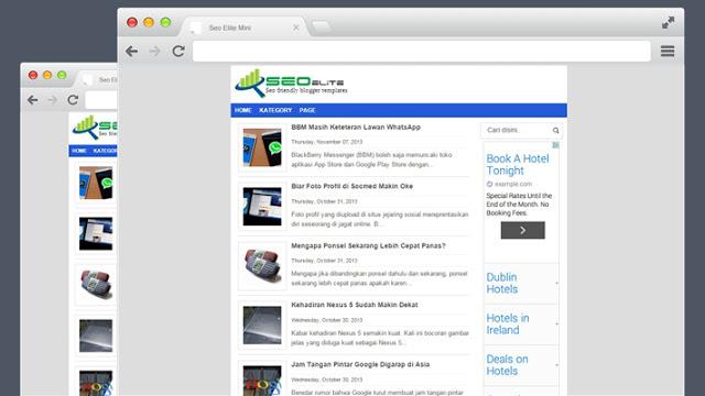 kumpulan template blogspot sederhana untuk dipakai